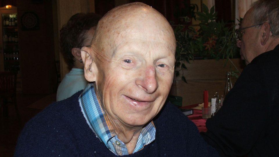 Václav Růžička v roce 2006