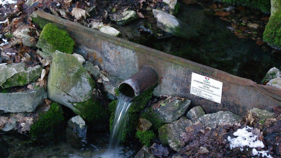 Kvalitu a vydatnost vyvěraček sledují i hydrologové