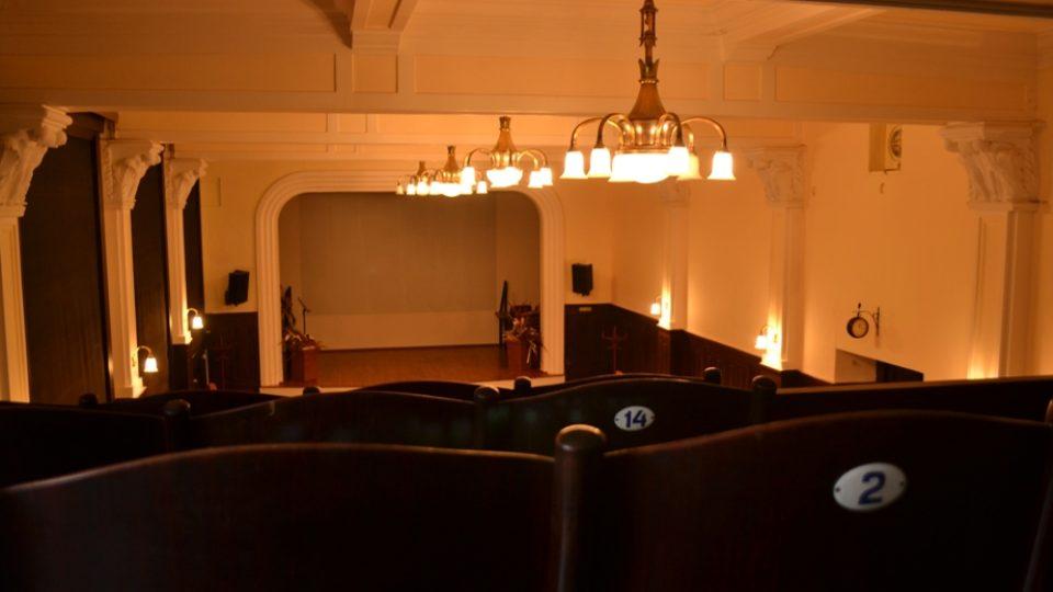 V divadelním sále sanatoria obědval v roce 1929 prezident T. G. Masaryk, od té doby nesla léčebna jeho jméno