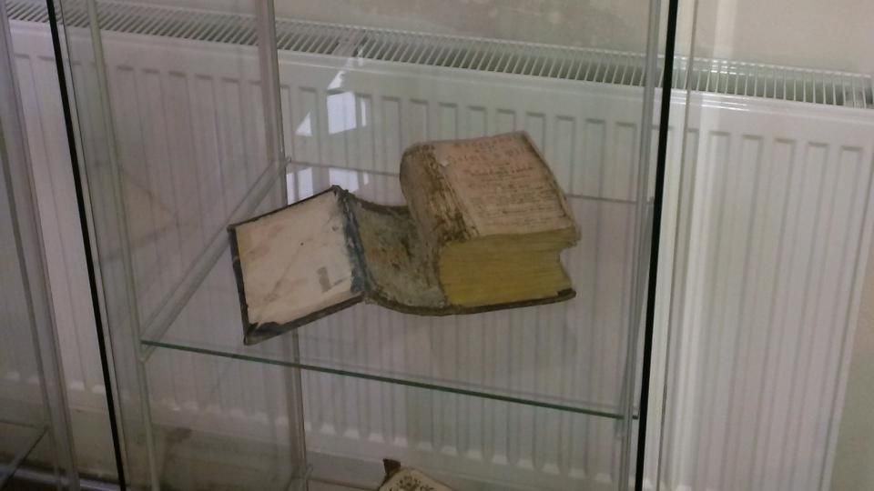 V muzeu Bible