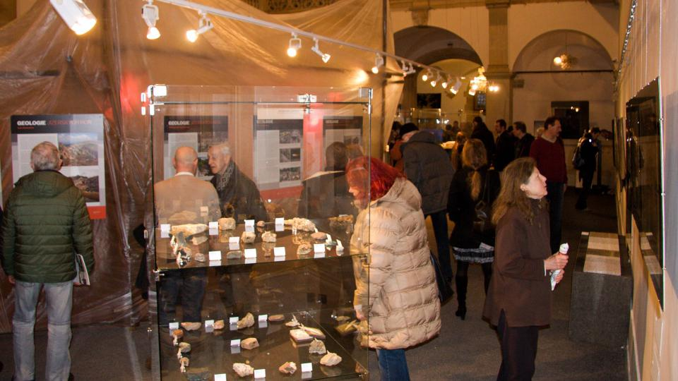 Liberecké muzeum zve na výstavu Geologie Liberecka a Jizerských hor