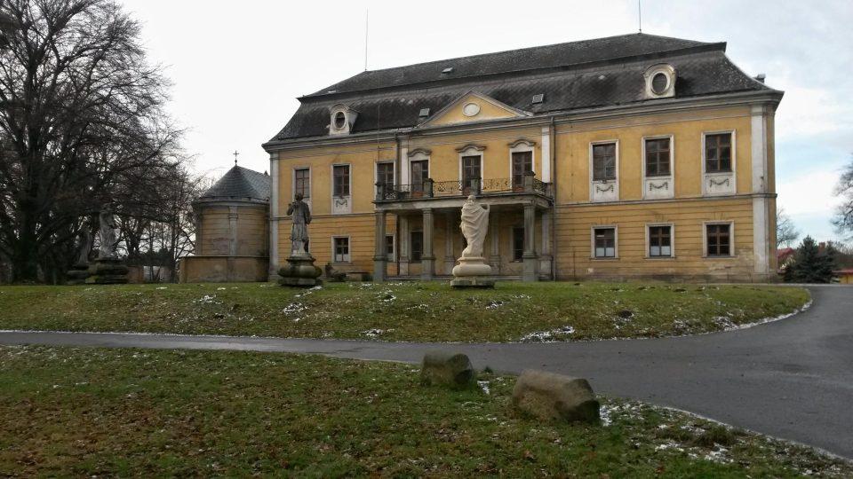 Objekt zámku