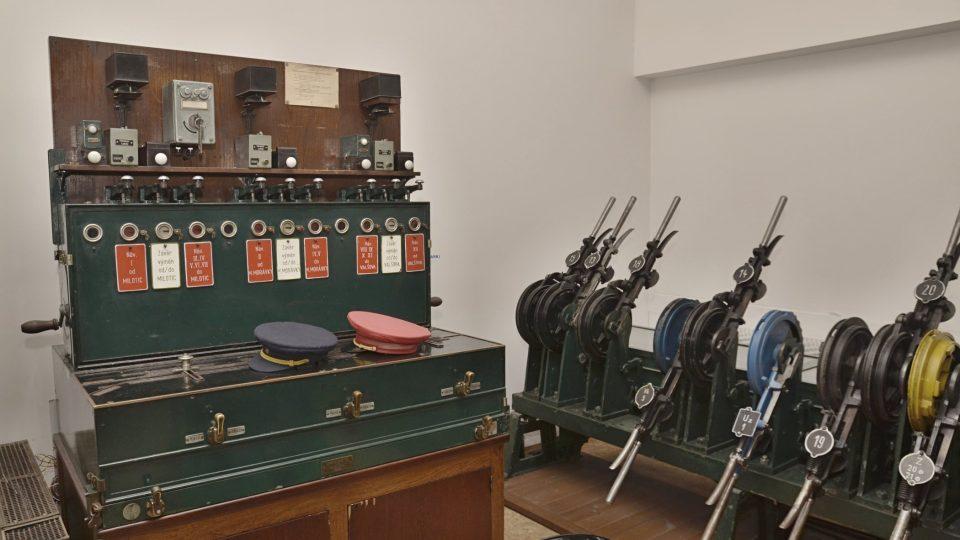 Mechanické návěstidlo sloužilo více než 100 let