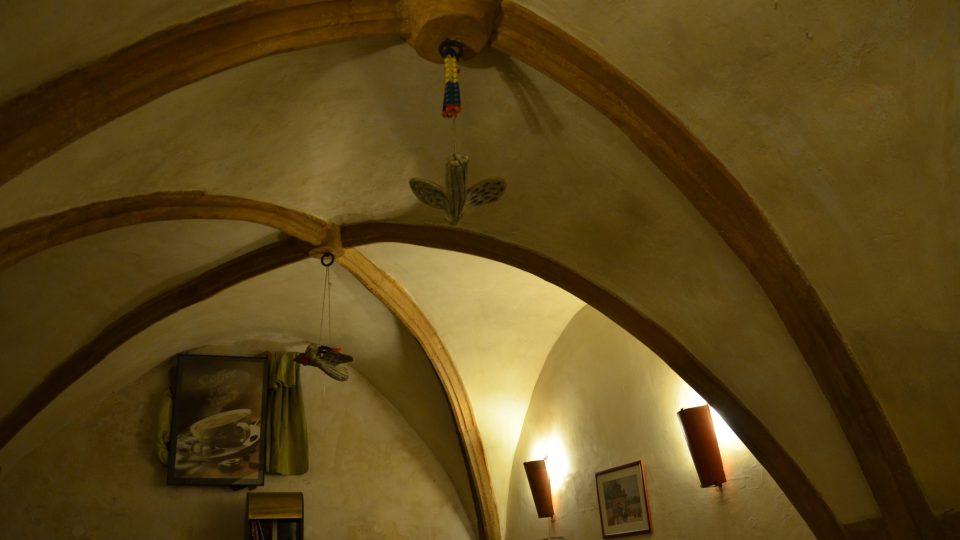 Gotické stropy