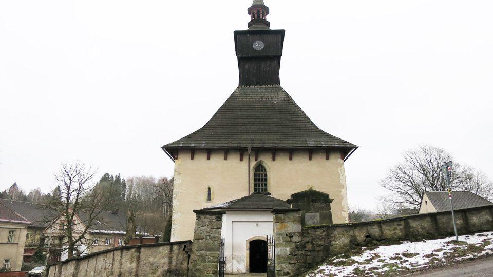 Kostel Nejsvětější Trojice v Klášterci nad Orlicí