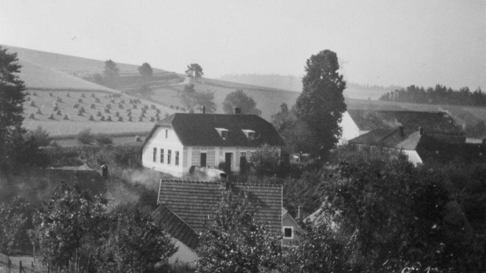 Historický pohled na Želivsko