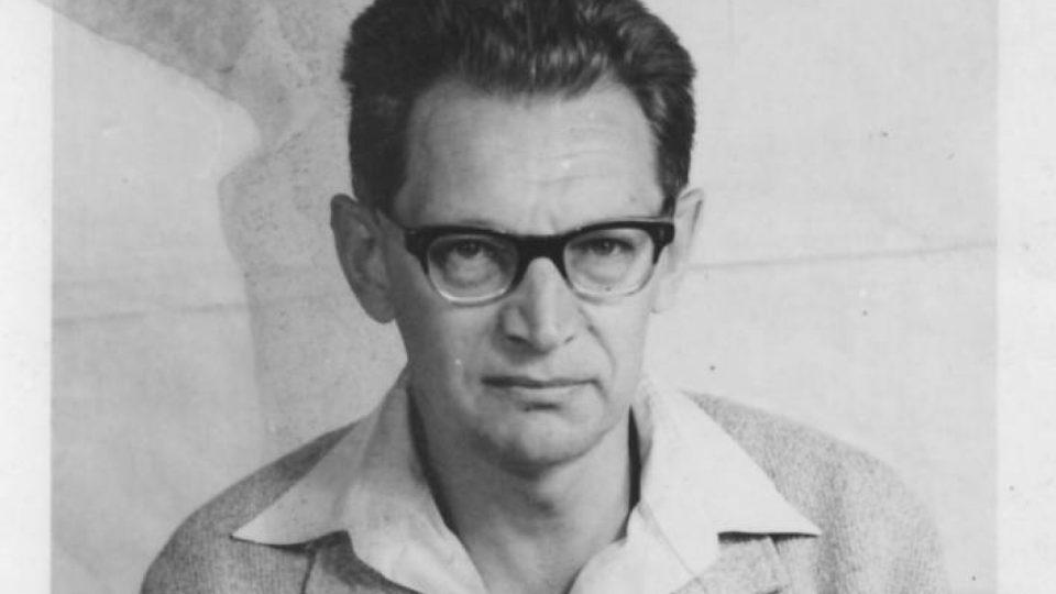 Miloš Hájek v roce 1968
