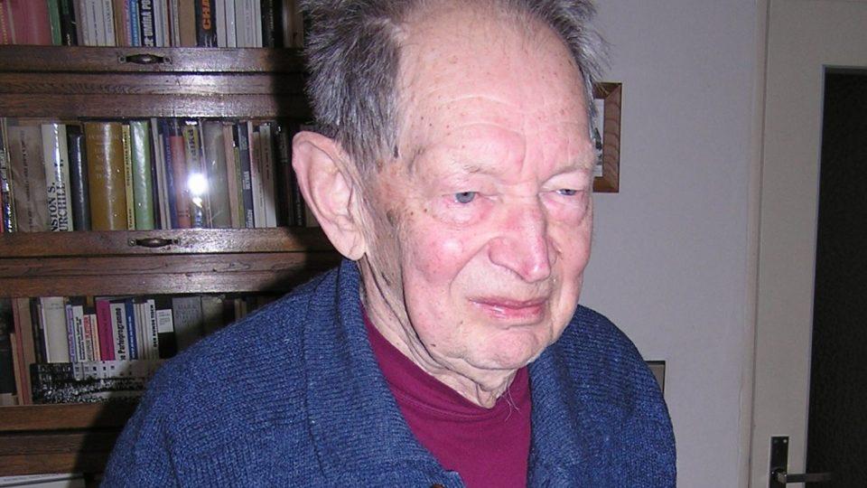 Miloš Hájek v roce 2008