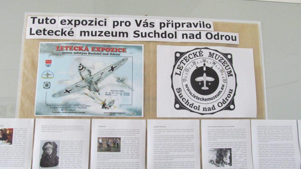 Expozice na klimkovickém zámku