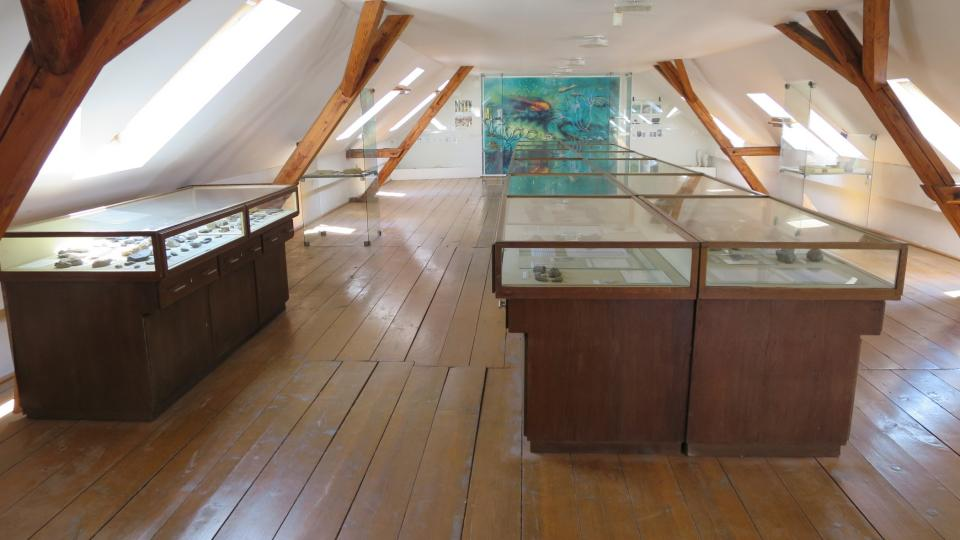 Interiéry muzea
