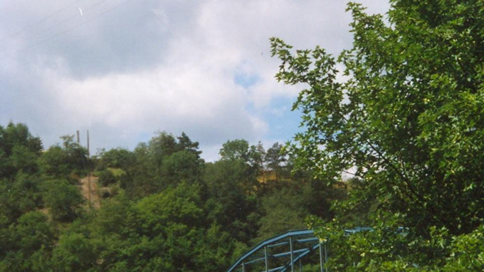 U Skryjského mostu v lokalitě Luh můžete stále ještě trilobity hledat volně v přírodě