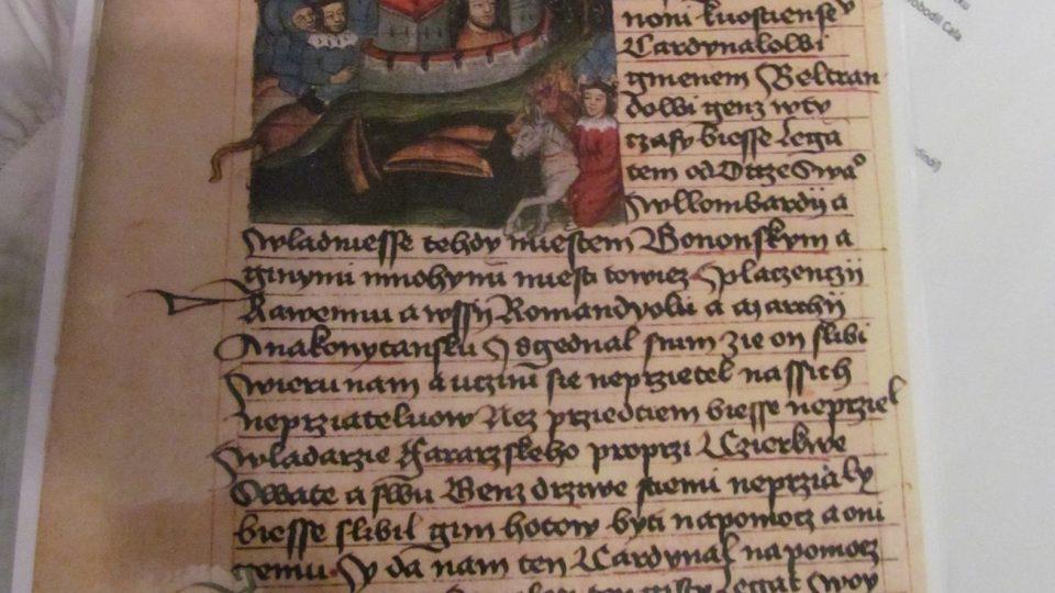 Listina Karla IV.