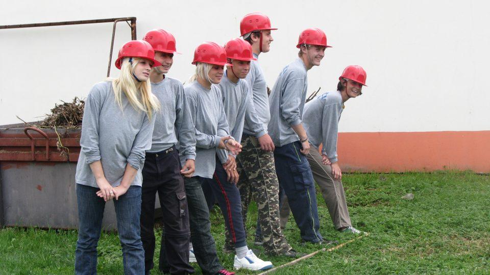 Žáci na startovní čáře 2008