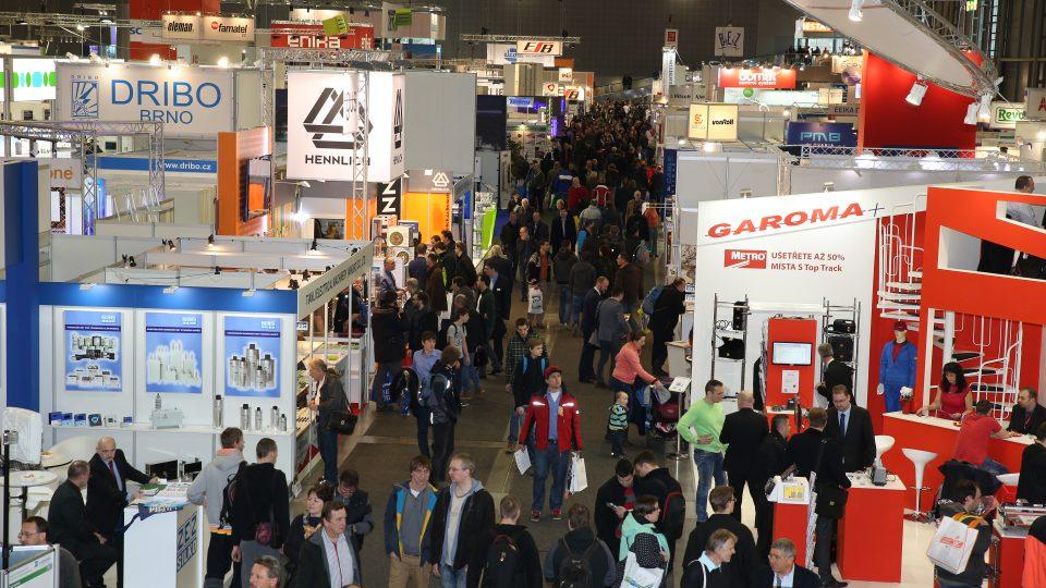 Amper - 605 vystavovatelů z 23 zemí světa se zúčastnilo v pořadí již 24. ročníku