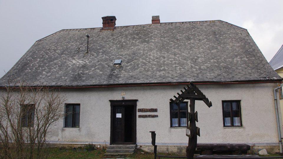 MuzeumTkalcovna na Rejvízu