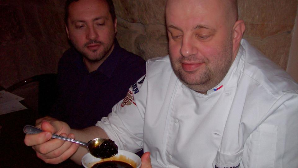 Šéfkuchař Tomáš Medo