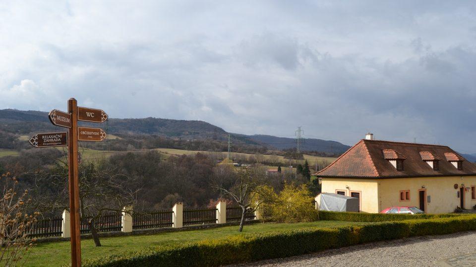 Františkánský klášter v Kadani