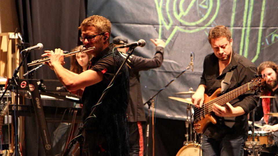 Votchi - Petr Ackermann na příčnou flétnu