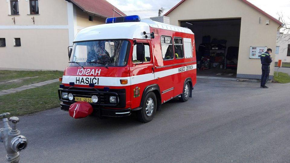 SDH Žernov