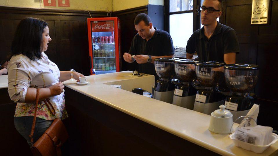 Kavárny nabízející různé druhy kávy nejsou v Brazílii samozřejmostí. V Muzeu kávy ale chtějí tuto kulturu pěstovat