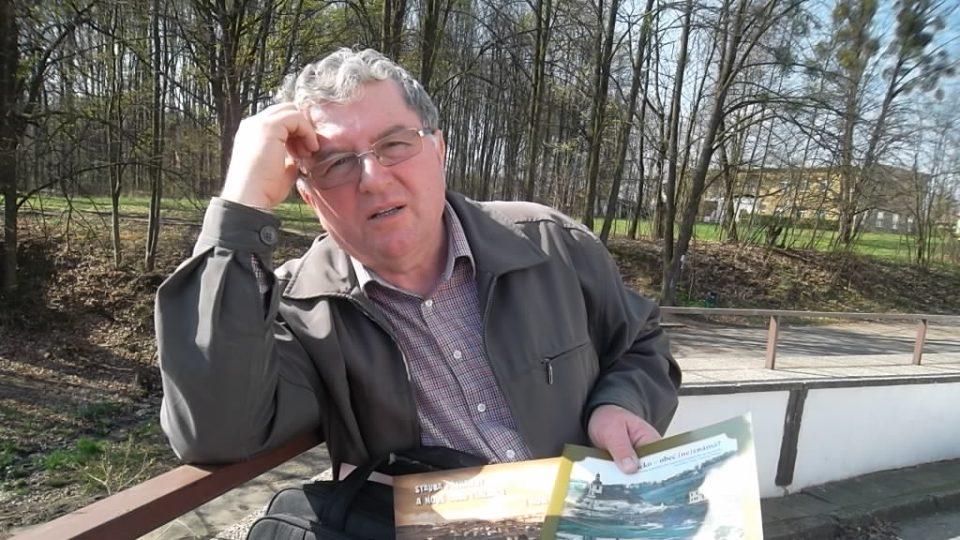 Znalec místní historie Ladislav Chroboczek