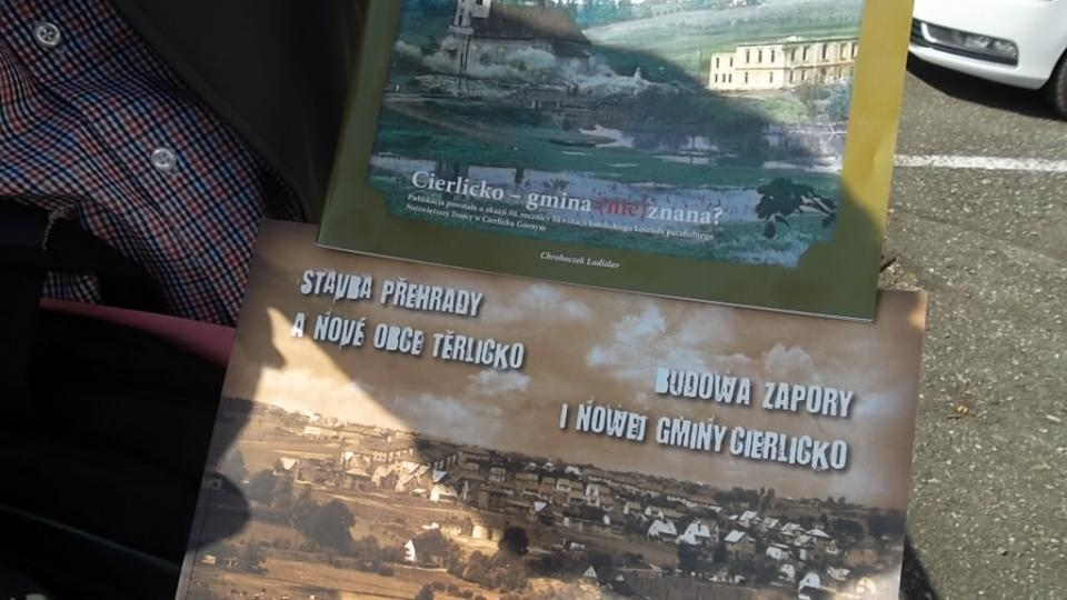 Publikace o Těrlicku od Ladislava Chroboczka
