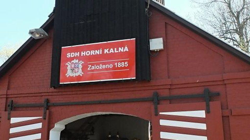 SDH Horní Kalná