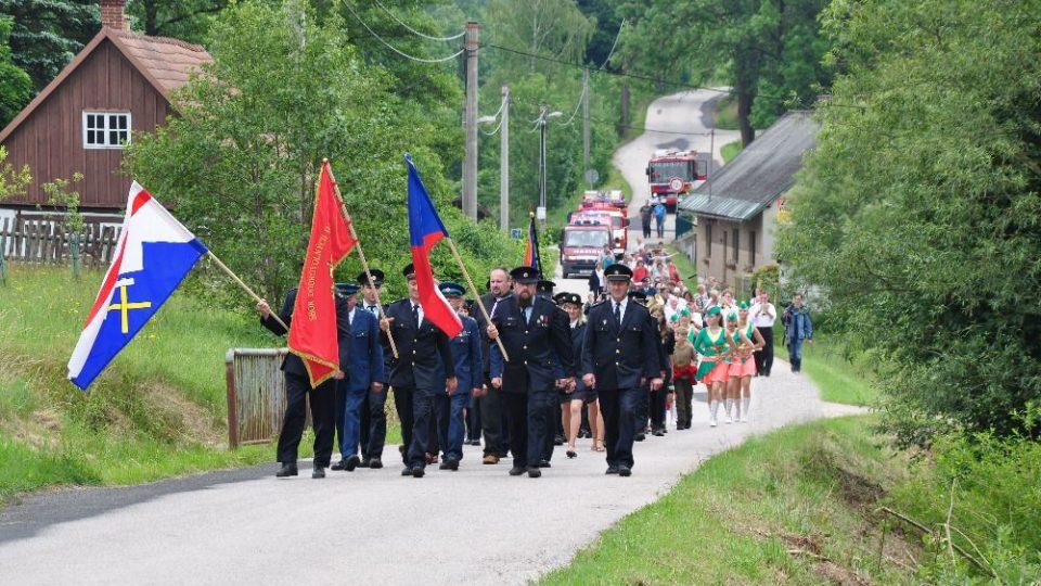 SDH Horní Kalná - Oslavy 130. let