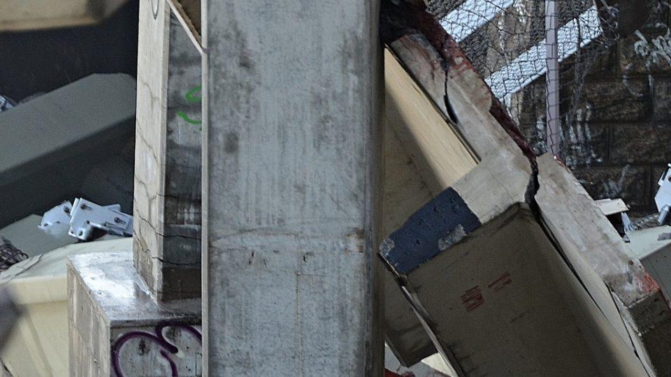 V Riu de Janeiru se zřítila nově vybudovaná cyklostezka