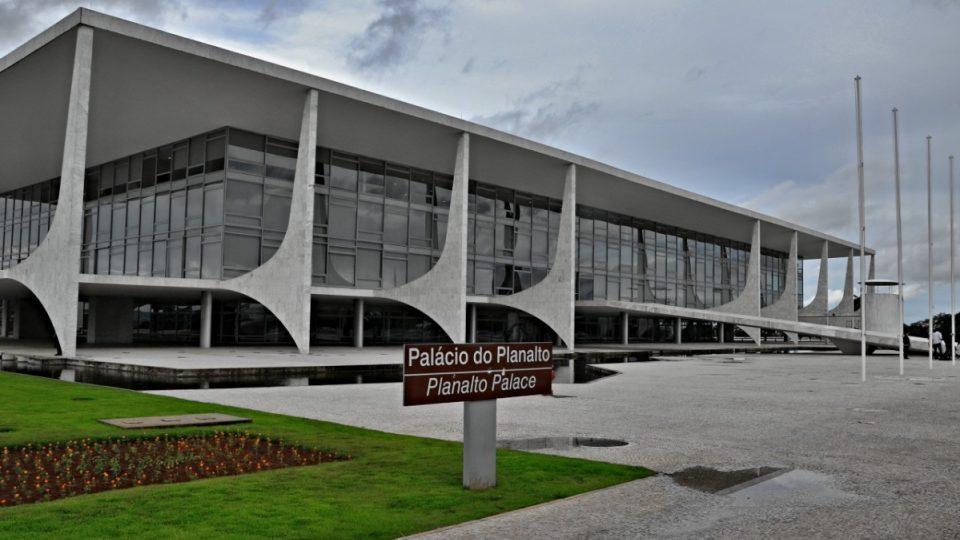 Budova prezidentského úřadu