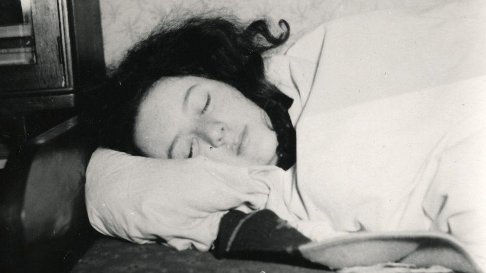 Eva Benešová, 16 let