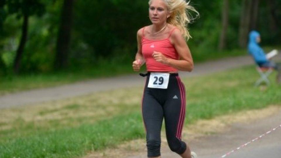 Běžkyně Renata Horáková
