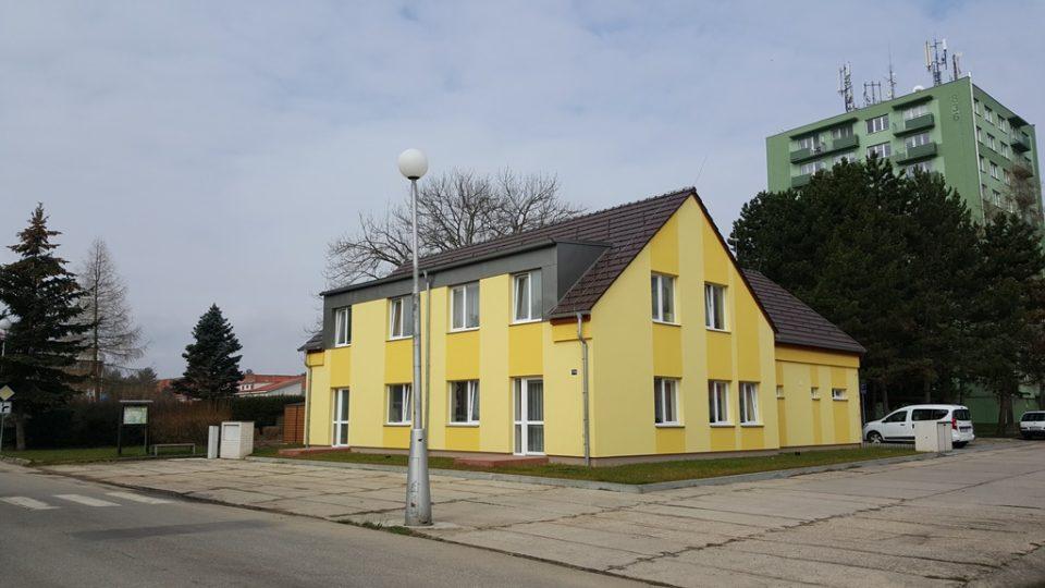 Dům s chráněnými byty v Třeboni