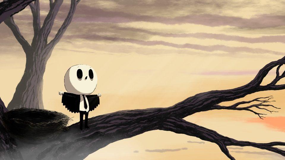Anifilm ovládne Třeboň od 3. do 8. května 2016. Záběr z filmu Psiconautas, the Forgotten Children
