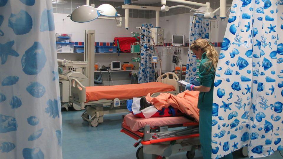 Masarykova nemocnice je na pacienty s mozkovou mrtvicí připravena