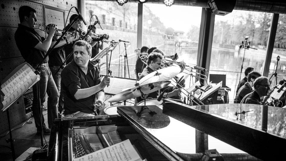 Concept Art Orchestra - Skladatelská soutěž Karla Krautgartnera - Mezinárodní den jazzu 2016 (Jazz Dock) - Dano Šoltis