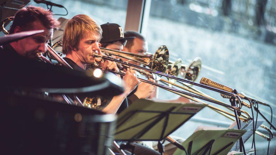 Concept Art Orchestra - Skladatelská soutěž Karla Krautgartnera - Mezinárodní den jazzu 2016 (Jazz Dock) - Štěpán Janoušek