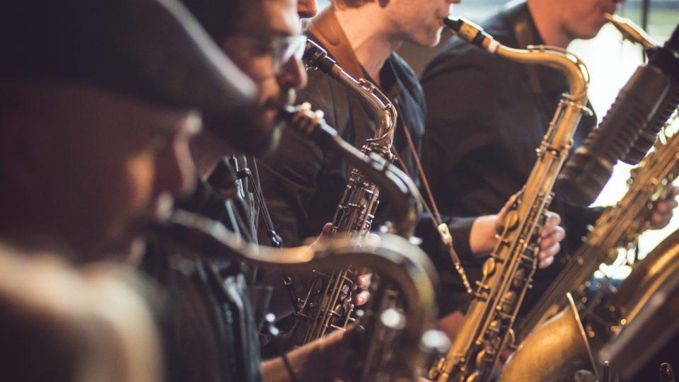 Concept Art Orchestra - Skladatelská soutěž Karla Krautgartnera - Mezinárodní den jazzu 2016 (Jazz Dock)