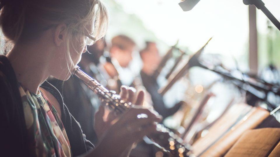 Concept Art Orchestra - Skladatelská soutěž Karla Krautgartnera - Mezinárodní den jazzu 2016 (Jazz Dock) - Andrea Šulcová