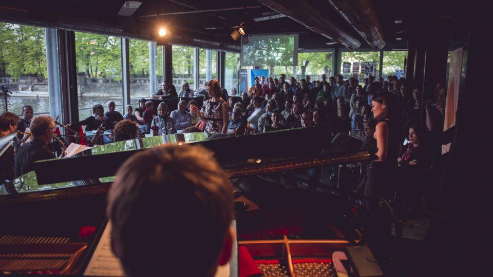 Concept Art Orchestra - Skladatelská soutěž Karla Krautgartnera - Mezinárodní den jazzu 2016 (Jazz Dock) - Marta Kloučková
