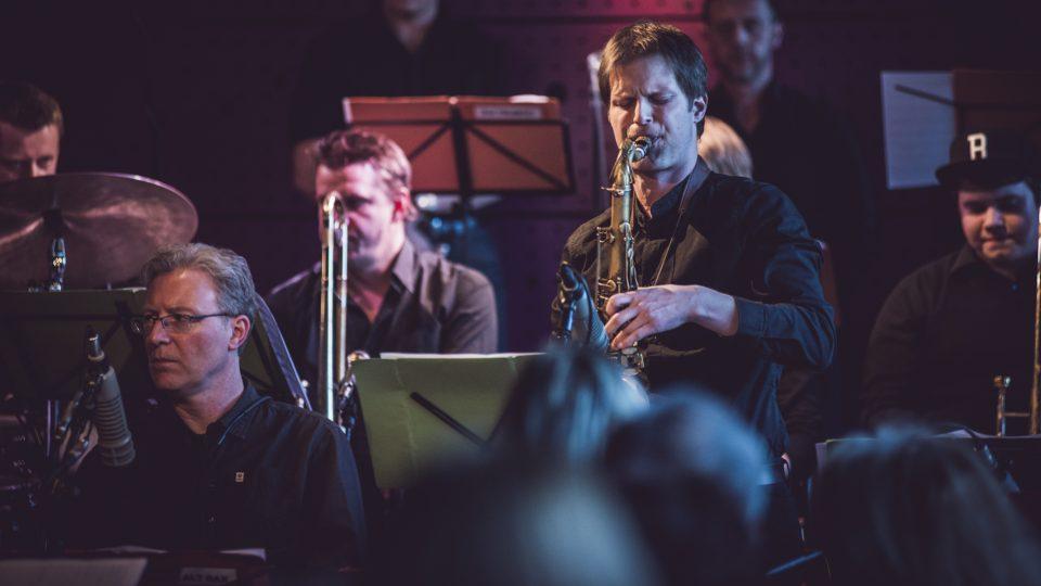 Concept Art Orchestra - Skladatelská soutěž Karla Krautgartnera - Mezinárodní den jazzu 2016 (Jazz Dock) - Luboš Soukup