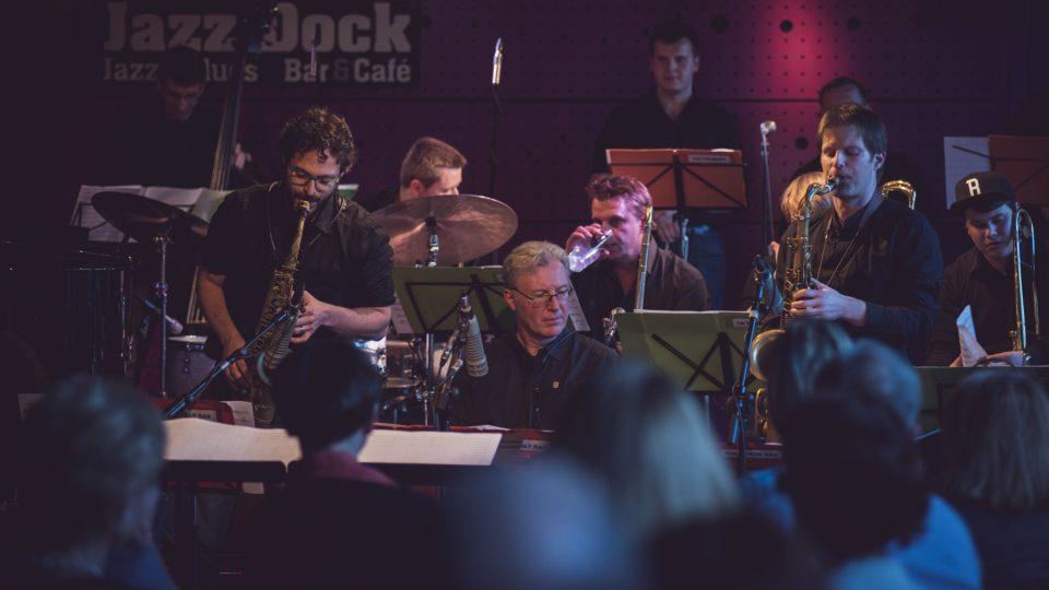 Concept Art Orchestra - Skladatelská soutěž Karla Krautgartnera - Mezinárodní den jazzu 2016 (Jazz Dock) - Petr Kalfus a Luboš Soukup