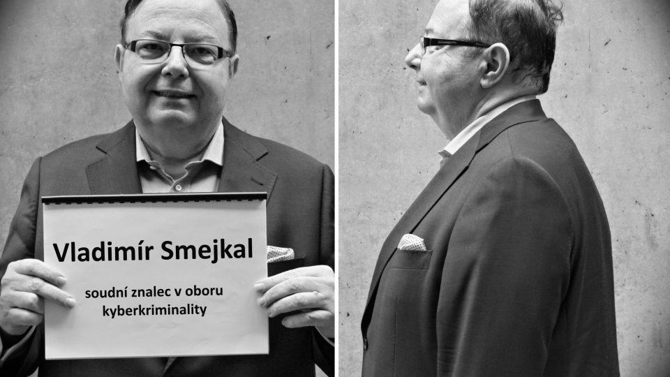Vladimír Smejkal (soudní znalec v oboru kyberkriminality)