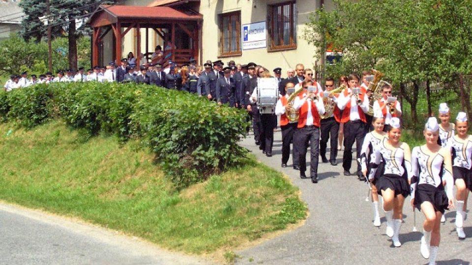 Oslavy 120 let založení sboru v Pusté Kamenici