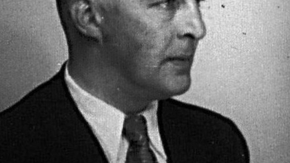 Oběť zapomenutého atentátu August Gölzer