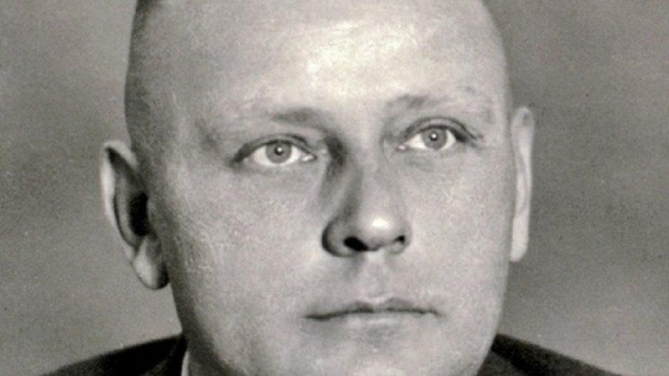 Kriminální rada gestapa Otto Koslowski – muž, který měl být původně zastřelen
