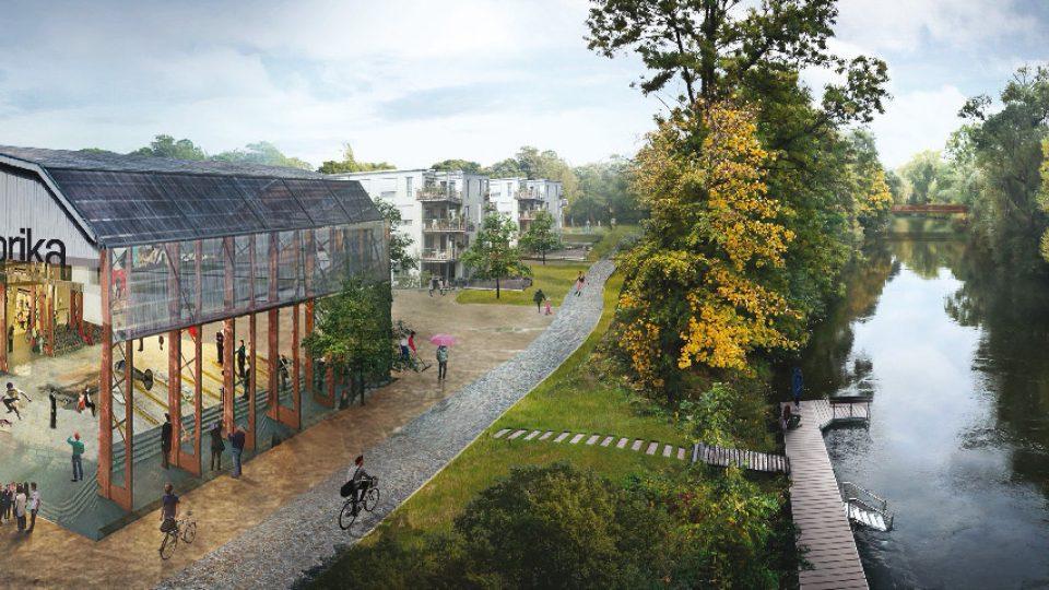 1. místo: UNIT architekti, rozmanité předměstí