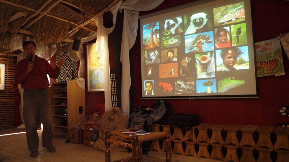 Přednáška o Madagaskaru s RNDr. Vladimírem Lemberkem