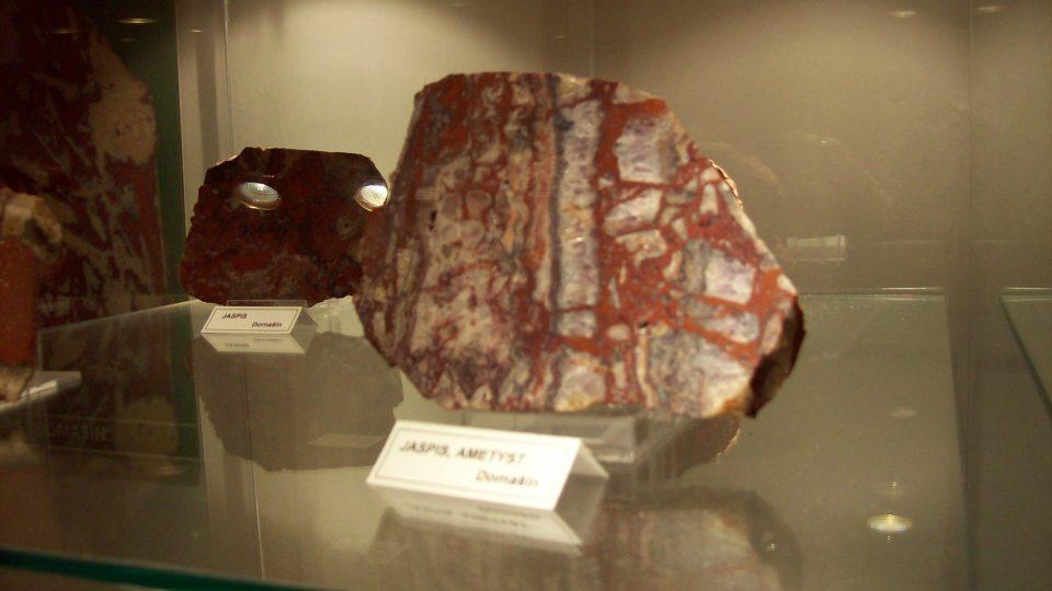Poklady z naleziště Domašín