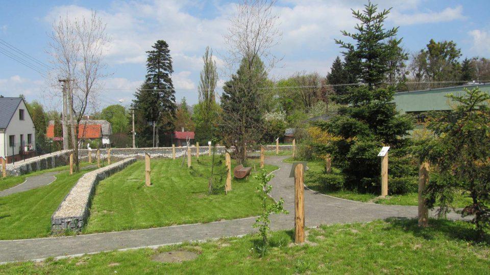 Arboretum pro malé i velké návštěvníky lesa